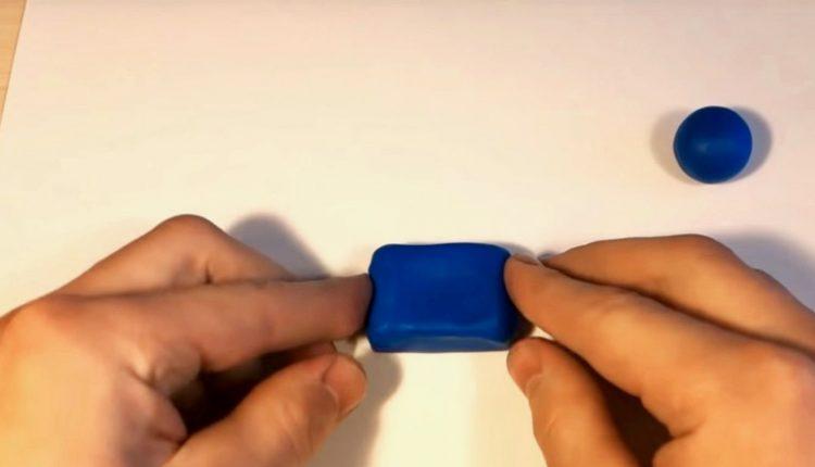 Прямоугольный брусок
