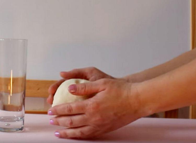основа для поделок - соленое тесто