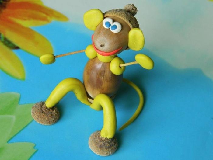обезьяня