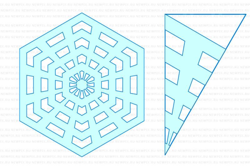 прямоугольные узоры